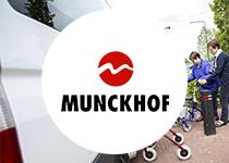 Corporate website Munckhof