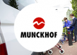 Corporate website Munckhof